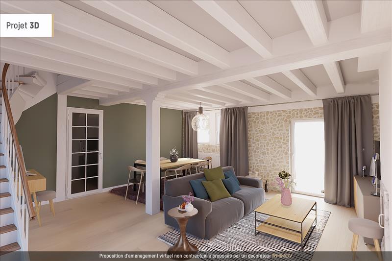 Vente Maison ST GERMAIN DU BEL AIR (46310) - 7 pièces - 149 m² -