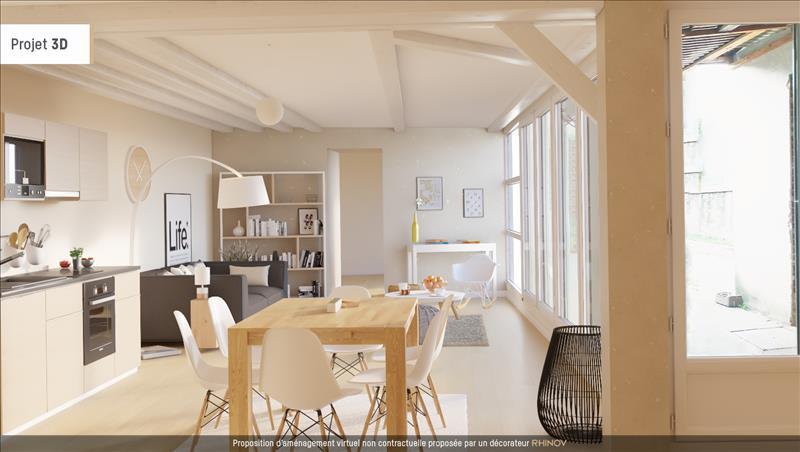 Vente Maison SEISSAN (32260) - 5 pièces - 125 m² -
