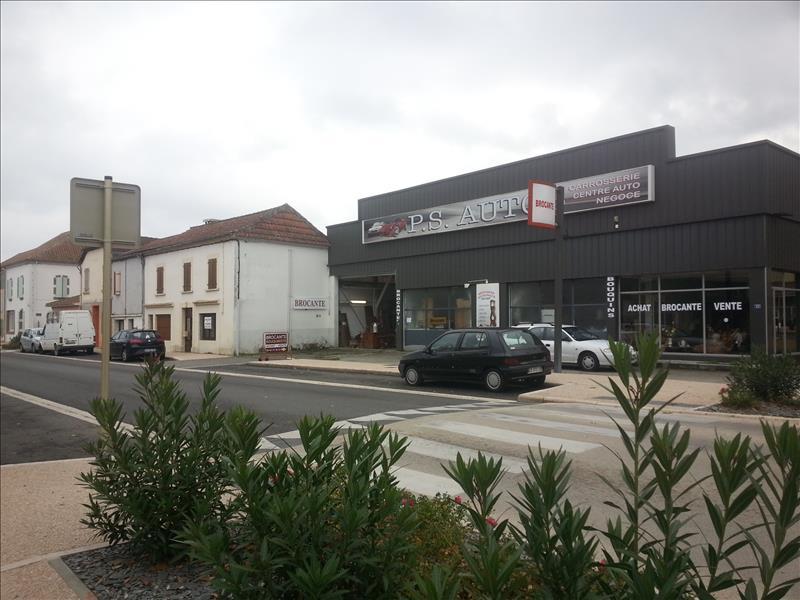 Local commercial VILLECOMTAL SUR ARROS -  -   880 m²