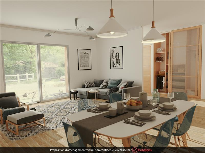 Vente Maison SOMBRUN (65700) - 4 pièces - 105 m² -