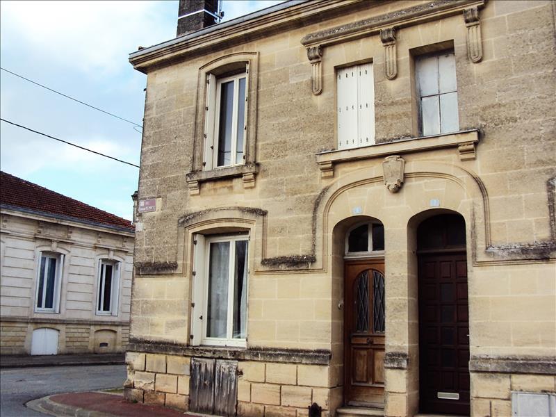 Maison PAUILLAC - (33)