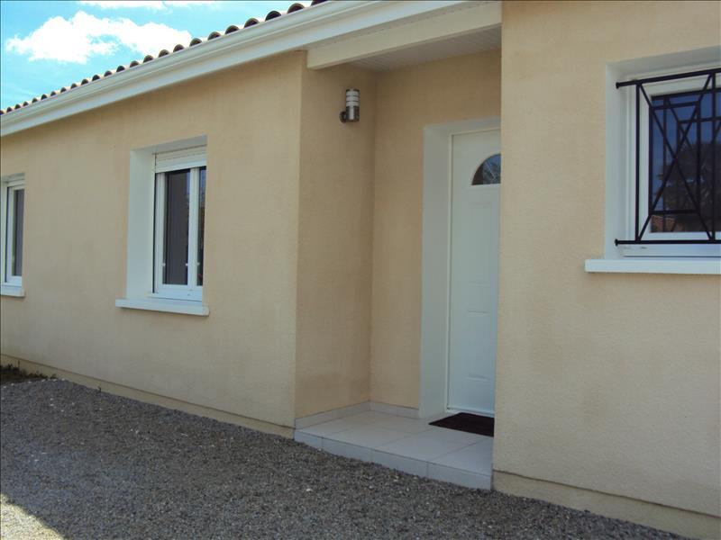 Maison CISSAC MEDOC - (33)