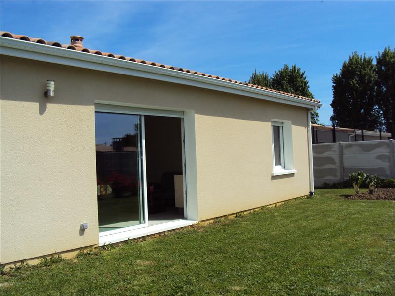 Maison CISSAC MEDOC - 4 pièces  -   81 m²