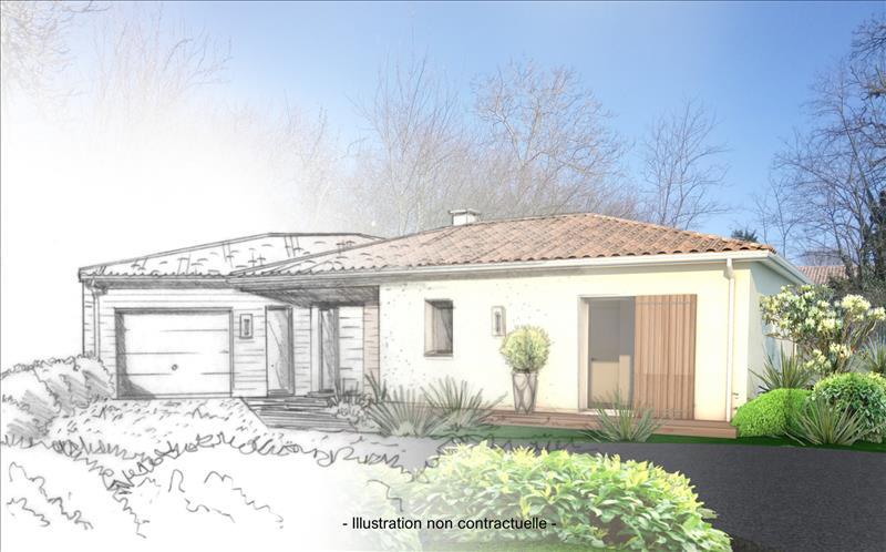Vente Terrain ST LAURENT MEDOC (33112) - 1092 m² -