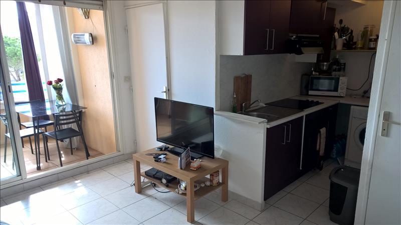 Appartement FRONTIGNAN - 3 pièces  -   35 m²