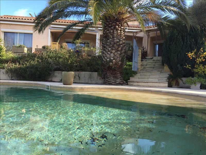 Vente Maison BALARUC LES BAINS (34540) - 6 pièces 172 m²