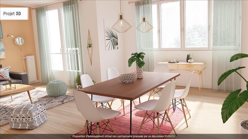 Vente Appartement EAUBONNE (95600) - 4 pièces - 68 m² - Quartier Centre Ville