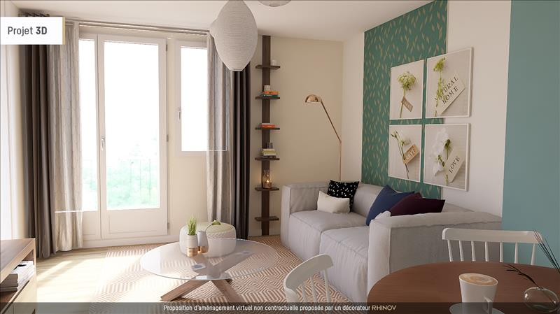vente appartement eaubonne 95600 4 pi ces 61 m 272 2783 bourse de l 39 immobilier. Black Bedroom Furniture Sets. Home Design Ideas
