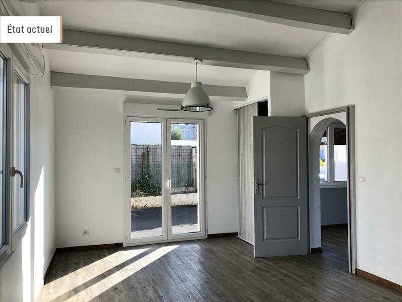 Vente Maison BEZIERS (34500) - 5 pièces - 117 m² - Quartier Béziers|Nouvel Hôpital de Beziers