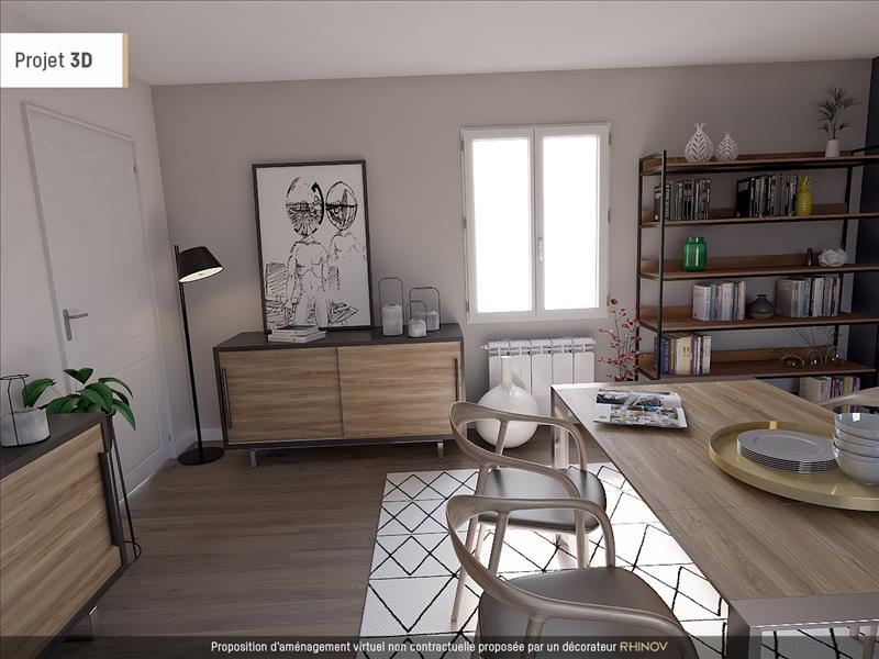 Vente Maison CADOURS (31480) - 3 pièces - 66 m² -