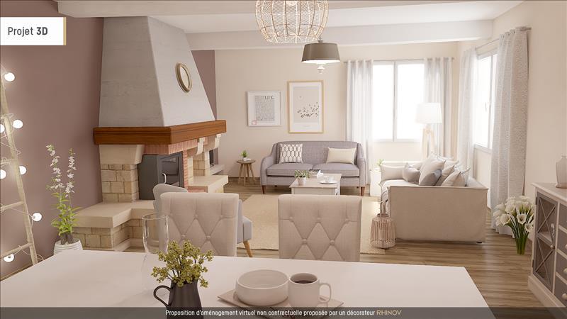 Vente Maison MONFERRAN SAVES (32490) - 7 pièces - 250 m² -