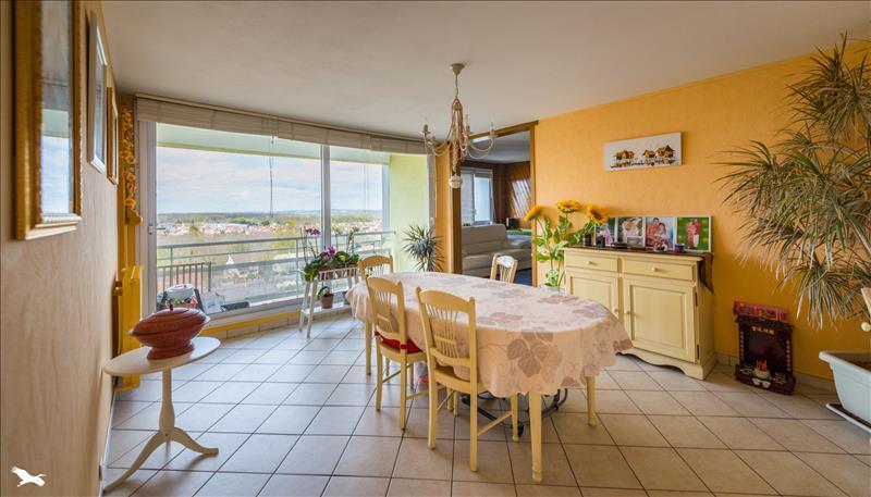 Appartement MONTIGNY LES CORMEILLES - 5 pièces  -   93 m²