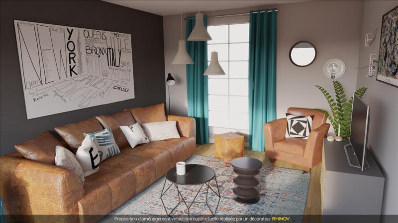 Vente Maison SANNOIS (95110) - 3 pièces - 85 m² -
