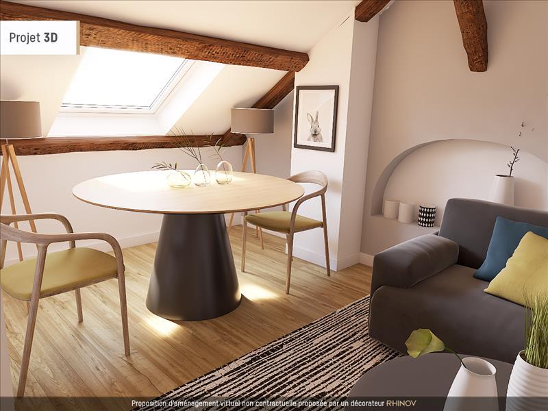 Vente Appartement MEULAN (78250) - 3 pièces - 33 m² -