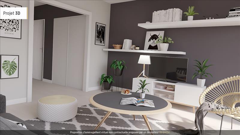 Vente Appartement LES MUREAUX (78130) - 3 pièces - 60 m² - Quartier Route de Verneuil - Aérodrome