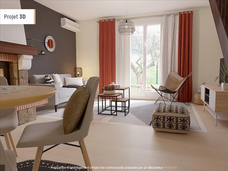 Vente Maison LES MUREAUX (78130) - 5 pièces - 89 m² - Quartier Grand Ouest