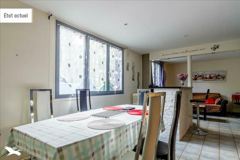 Vente Maison AINCOURT (95510) - 5 pièces - 89,57 m² -