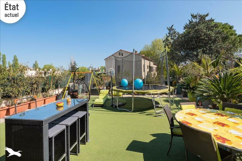 Vente Appartement MONTPELLIER (34070) - 4 pièces - 84 m² - Quartier Montpellier|Centre