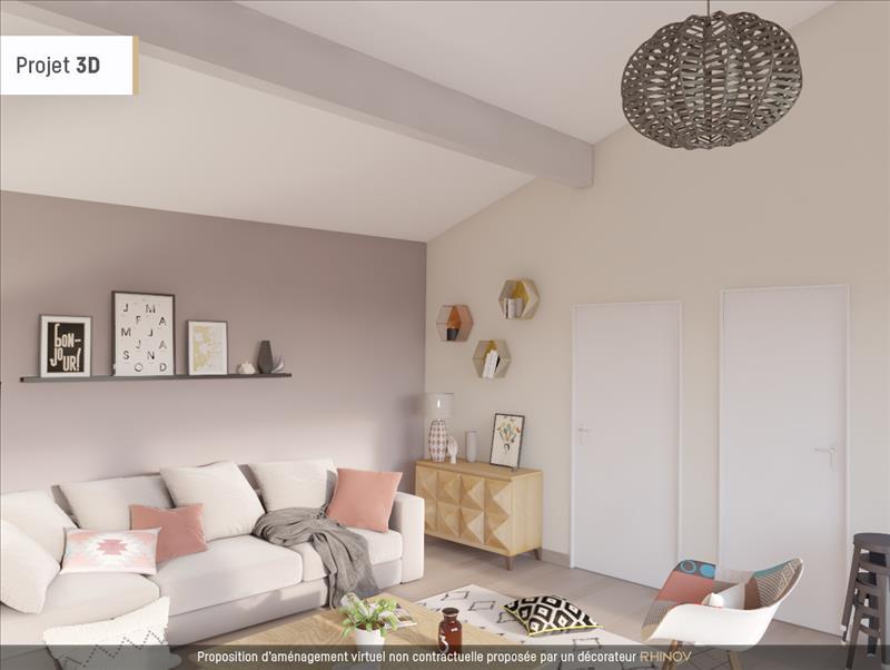 Vente maison vielle st girons 40560 4 pi ces 80 m 281 for Simulation 3d maison
