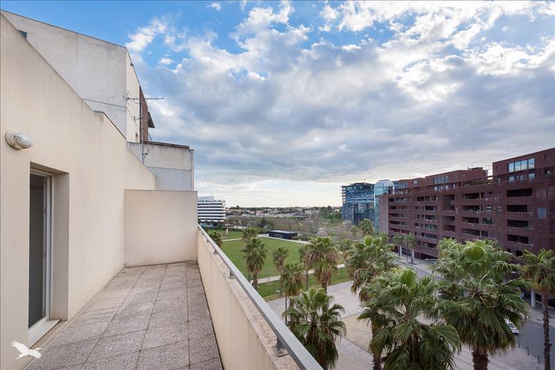 Vente Appartement MONTPELLIER (34000) - 5 pièces 122 m²