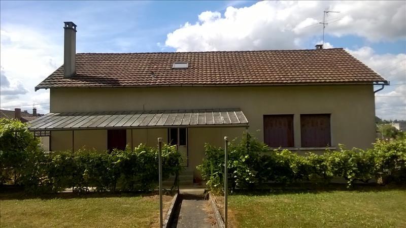 Maison THIVIERS - 5 pièces  -   106 m²