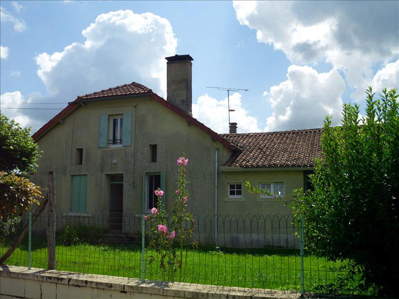 Maison THIVIERS - 5 pièces  -   110 m²