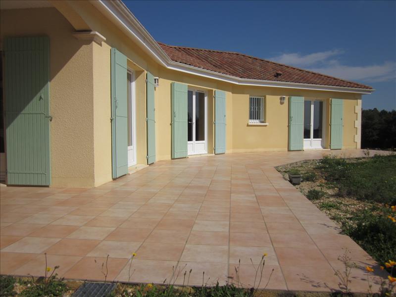 Maison NANTHEUIL - 5 pièces  -   135 m²