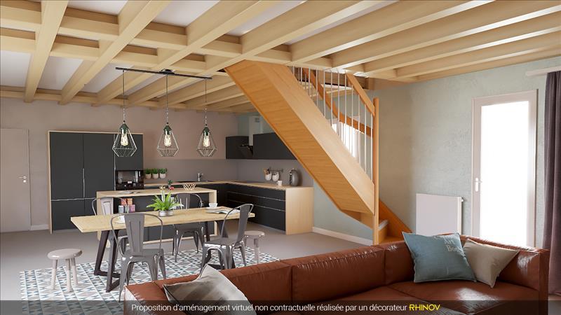 Vente Maison LA COQUILLE (24450) - 4 pièces - 154 m² -