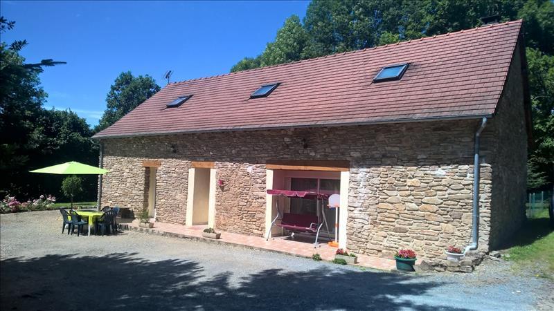 Maison LA COQUILLE - 4 pièces  -   154 m²