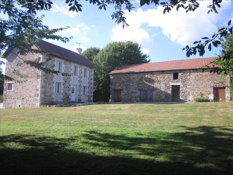Maison ST MARTIN DE FRESSENGEAS - (24)