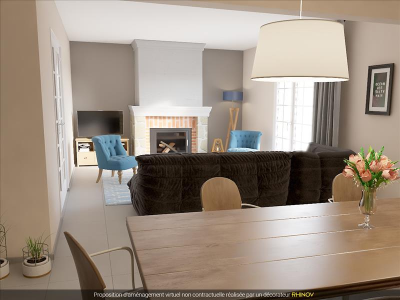 Vente Maison NANTHEUIL (24800) - 5 pièces - 172 m² -