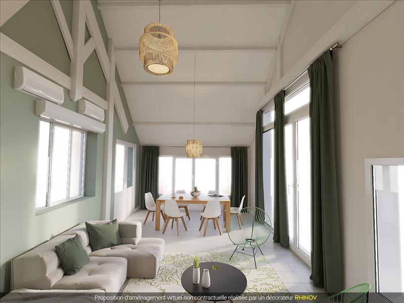 Vente Maison NEGRONDES (24460) - 4 pièces - 150 m² -