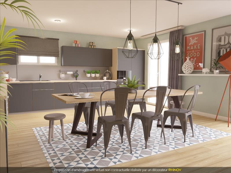 Vente Maison ST MARTIN DE FRESSENGEAS (24800) - 4 pièces - 90 m² -
