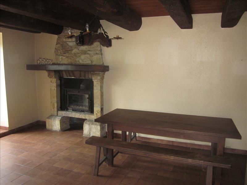 Vente Maison NANTHEUIL (24800) - 3 pièces - 70 m² -