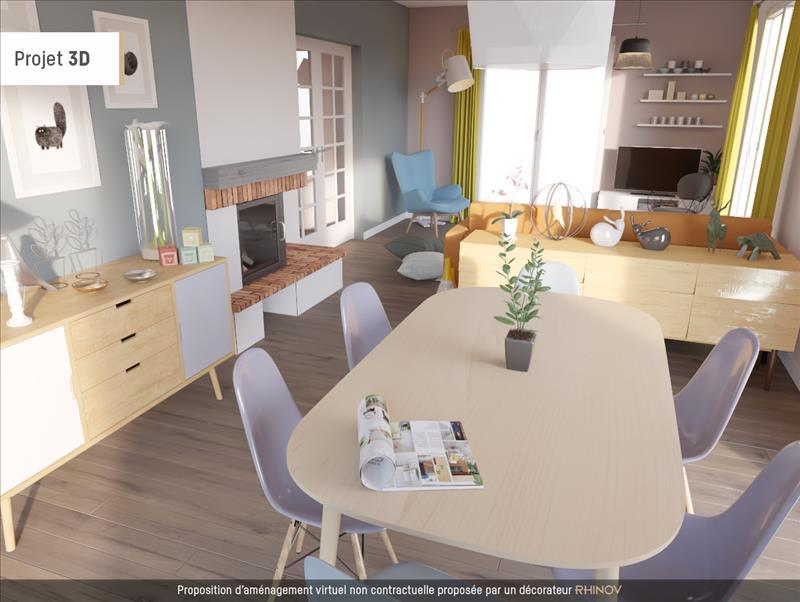Vente Maison NANTHEUIL (24800) - 6 pièces - 175 m² -