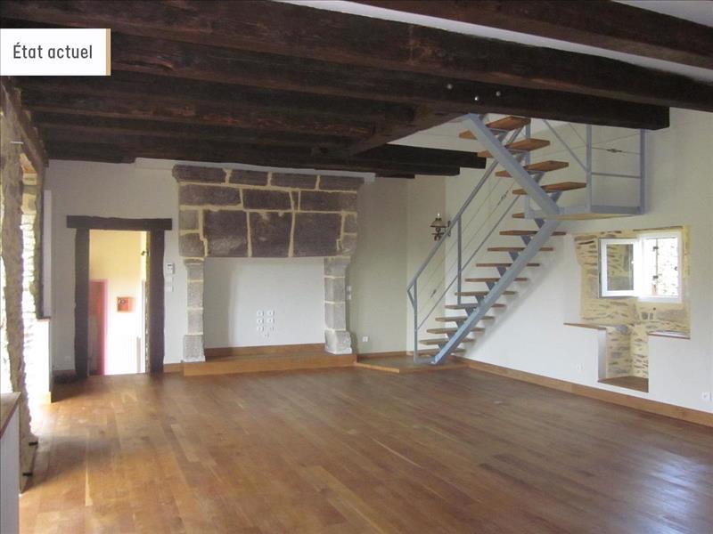 Vente Maison ST JORY DE CHALAIS (24800) - 4 pièces - 180 m² -