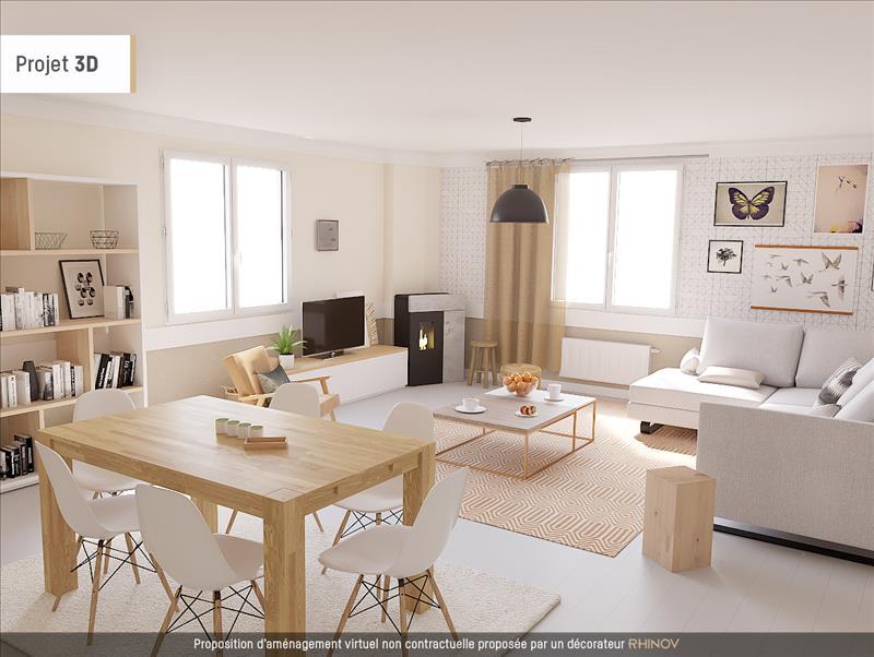 Vente Maison NANTHEUIL (24800) - 3 pièces - 105 m² -
