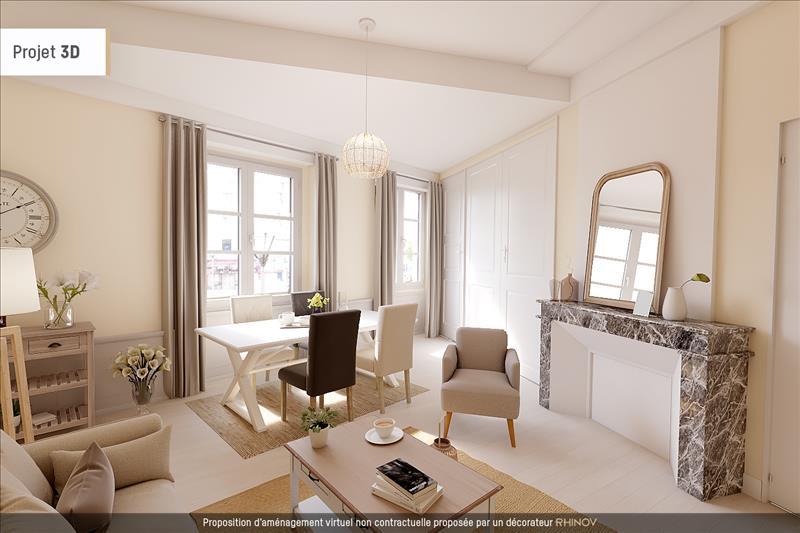 Vente Appartement LYON 09 (69009) - 3 pièces - 72 m² - Quartier Lyon 9