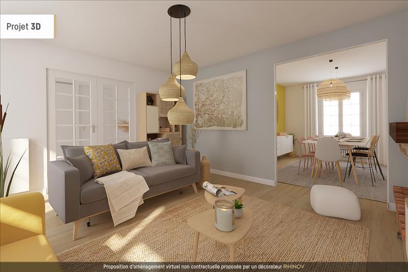 Vente Maison AUBERGENVILLE (78410) - 5 pièces - 110 m² -