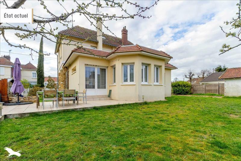 Vente Maison AUBERGENVILLE (78410) - 7 pièces - 155 m² -