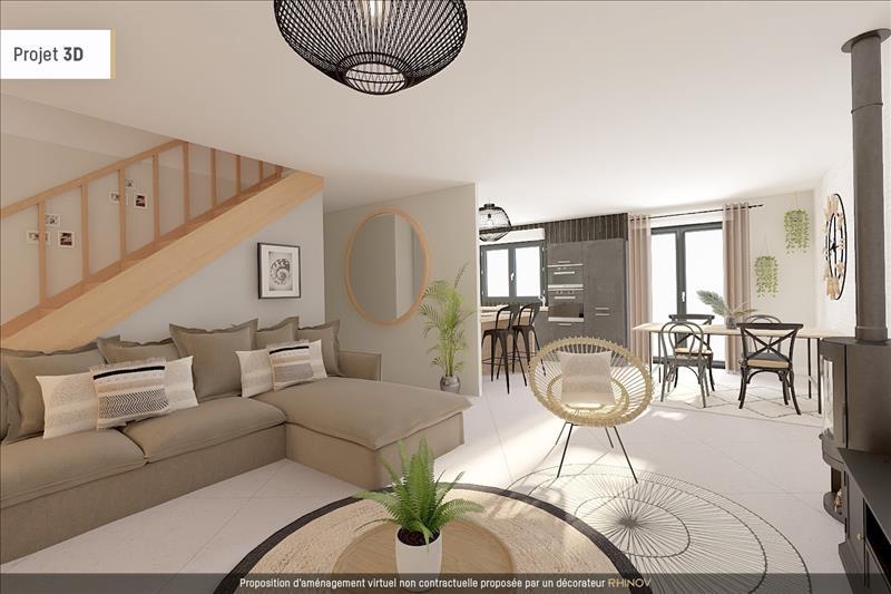 Vente Maison AUBERGENVILLE (78410) - 6 pièces - 105 m² -