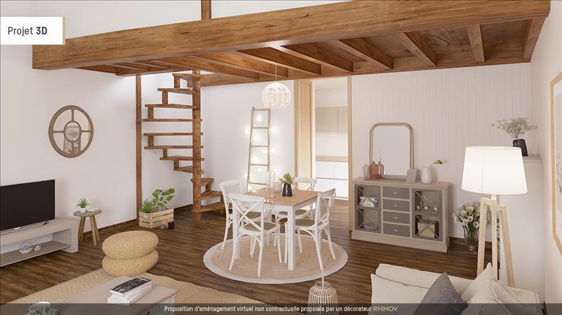 Vente Maison CENON (33150) - 3 pièces - 75 m² -