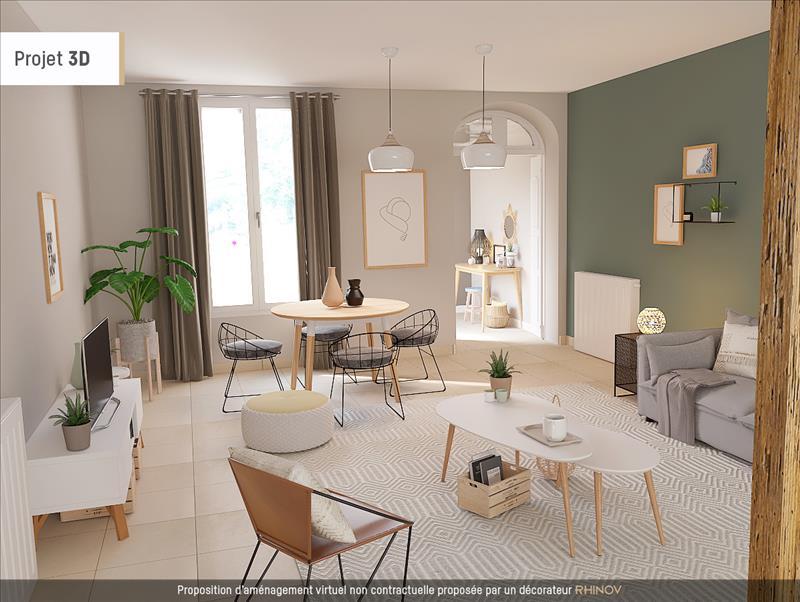 Vente Maison BIGANOS (33380) - 4 pièces - 93 m² -