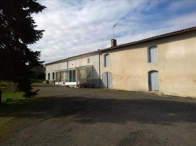 Maison CHANTILLAC - 5 pièces  -   120 m²