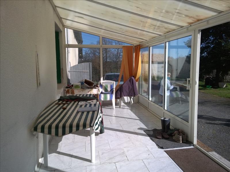 Maison CHANTILLAC - (16)