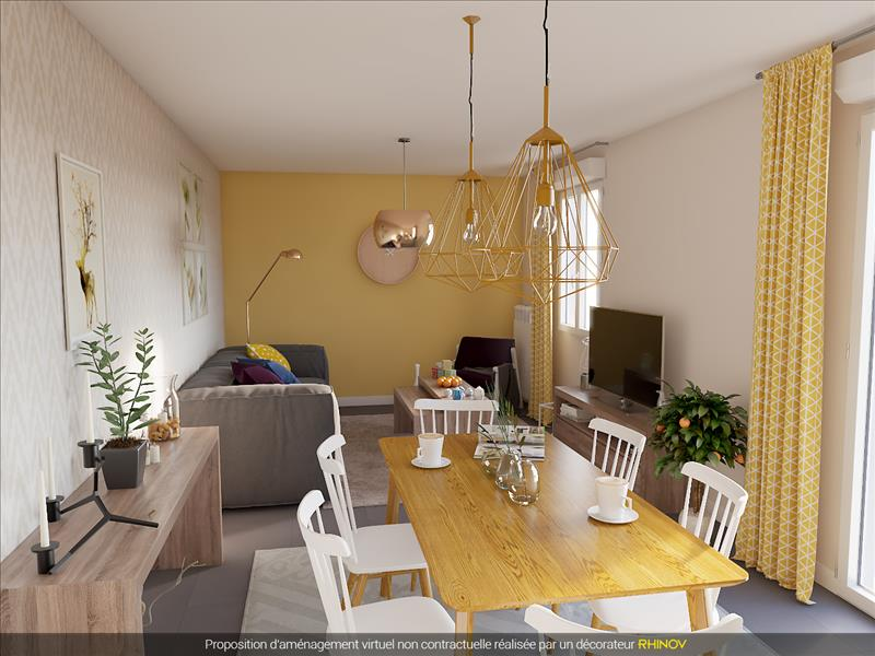 Vente maison montchaude 16300 7 pi ces 115 m 290 1932 for Simulation 3d maison