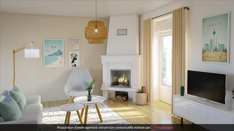 Vente Maison ST BONNET (16300) - 4 pièces - 103 m² -