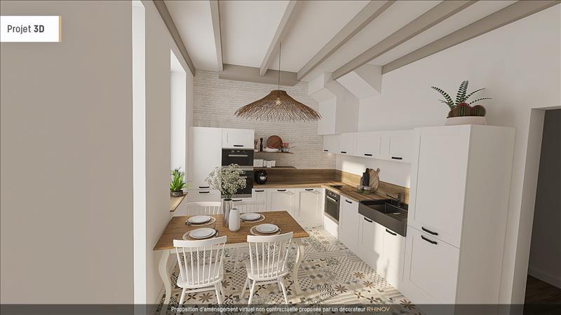 Vente Maison BAIGNES STE RADEGONDE (16360) - 7 pièces - 205,68 m² -