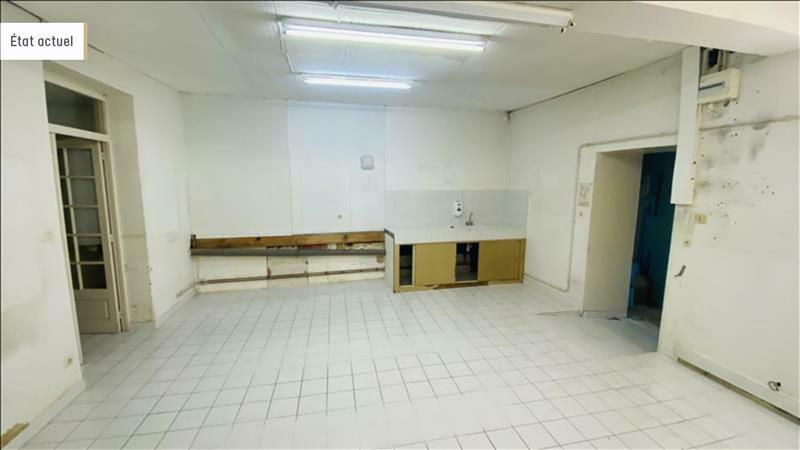 Vente Immeuble BAIGNES STE RADEGONDE (16360) - 191 m² -