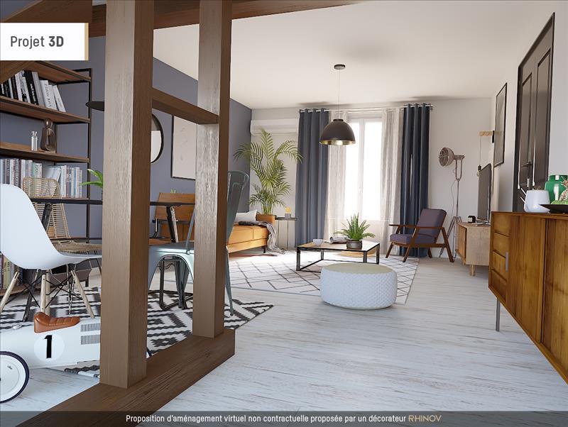 Vente Maison SETE (34200) - 4 pièces - 95 m² - Quartier Le Triolet
